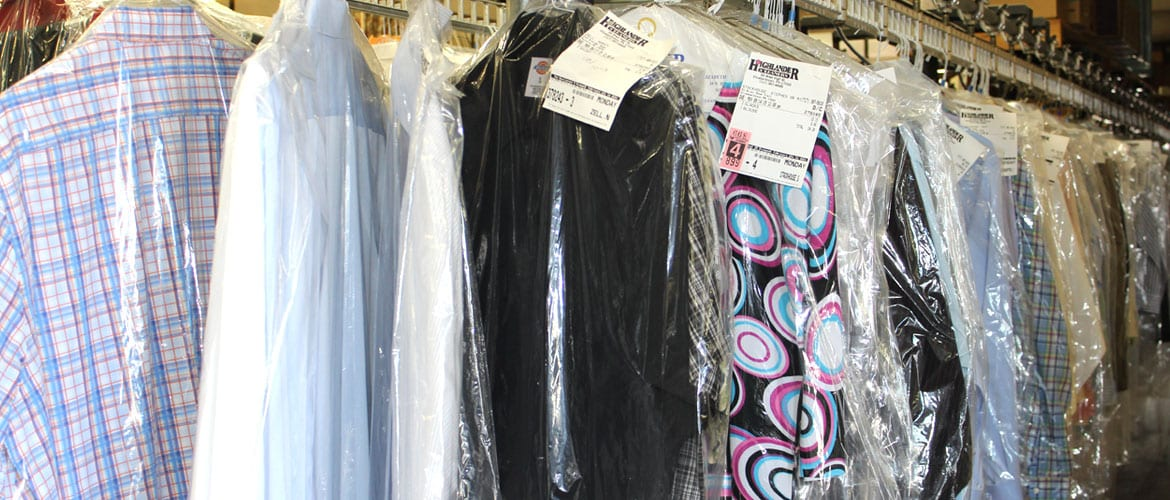 Experts in Professional Dry Cleaning